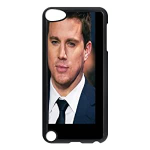 Celebrities Channing Tatum iPod Touch 5 Case Black Protect your phone BVS_692247