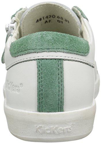 Kickers Hameri - Zapatillas de Deporte Niños Verde