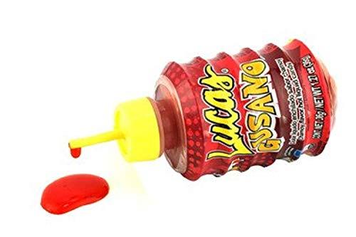 Amazon.com: Lucas Gusano, chamoy Sabor líquido Candy ...