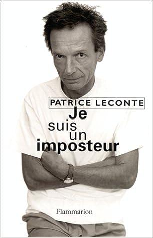 Ebooks gratuits télécharger le fichier pdf Je suis un imposteur 2080676849 by Patrice Leconte PDF iBook