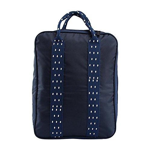 Large Travel Storage Bag Shoes Clothes Organizer Bags Suitcase Accessories Storage Boxes Clothes Quilt Laundry Xiaolanwelc (black)