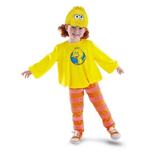 Sesame Street Big Bird Classic - Size: 3T-4T