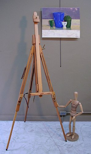 Mabef Giant Folding Easel M/32 by Mabef