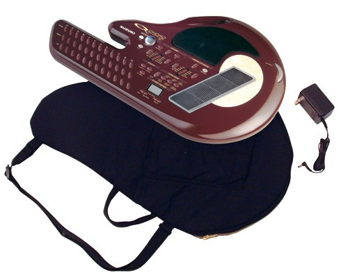 Suzuki QChord Package with Gig Bag and Adaptor