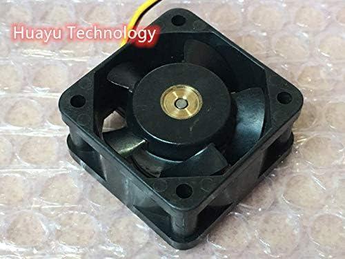 huayu for SUNON MF80381V1-D000-M99 12V 6.1W 8CM 8038 4-Wire Cooling Fan