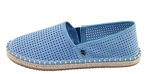 Armani Jeans Bleu Femme Espadrilles Clair xHX7xw