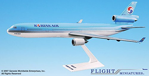 flight-miniatures-korean-air-mcdonnell-douglas-md-11-1200-scale-display-model