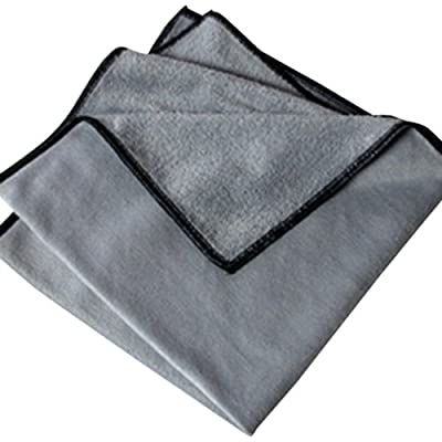 Mr. Longarm 0735 Microfiber Glass Cleaning Cloth: Automotive