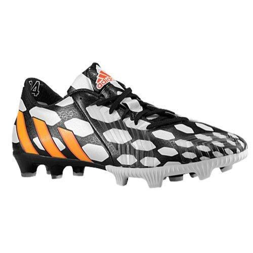 Adidas Mens Predator Absolion Instinct World Cup Fg Firm Ground Soccer Shoe 7 Us (Adidas Predator Absolion Fg White White White)