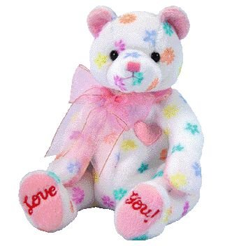Amazon.com  Ty Beanie Babies MOM-e - Bear (Ty Store Exclusive)  Toys ... 7c525066ab7d