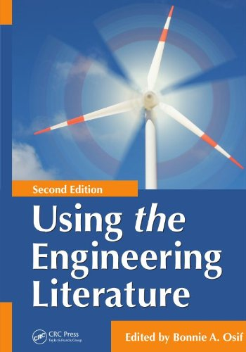 Download Using the Engineering Literature, Second Edition Pdf