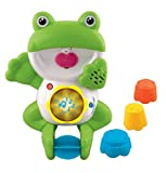 VTech Pour and Float Froggy Electronic Bath Toy, Baby & Kids Zone