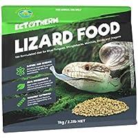 Vetafarm Herpavet Lizard Food 1kg Feed Supplement Pellet Dragon Skink ANC-026