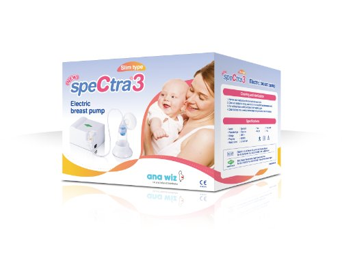 Only Available During the Holidays! Spectra 3 Electric Hospital Type Piston Breast Pump by Spectra Baby USA (Image #1)