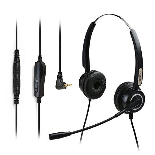 Binaural AGPtek Hands free Headphone Canceling product image