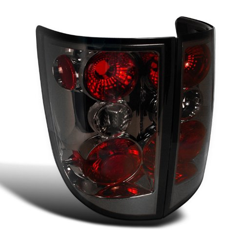 Spec-D Tuning LT-RGL05G-TM Hodna Ridgeline Rt Rts Rtl Rtx Smoked Altezza Tail Lights