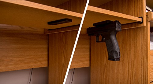 Magnetic Gun Mount Amp Holster For Vehicle And Home Hq
