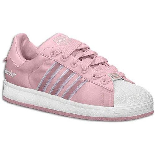 newest 468d7 c7482 Adidas Men's W5 Superstar II Adicolor (sz. 12.0, Pink Satin ...