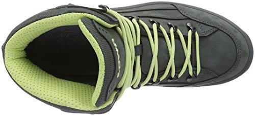 Lowa Renegade GTX Mid, Stivali da Escursionismo Alti Uomo grau-mint (320945-9005)