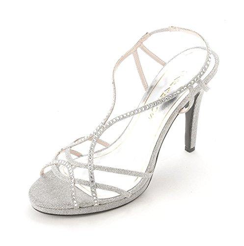 Caparros - Domingo mujer Silver Glimmer
