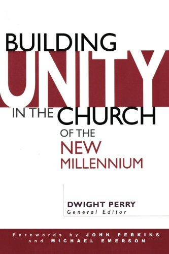 Building Unity in the Church of the New Millennium