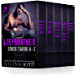 Stepbrother Studs: Taboo A-Z Boxed Set Volume 2: A Stepbrother Romance Bundle (Stepbrother Studs Boxed Sets)