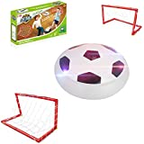 GZCY Toys for 3-10 Year Old Boys, Hover Soccer with Gates Toys for 3 4 5 6 7 8 9 10 Year Old Boys 3-12 Year Old Boy Gifts Birthday Present