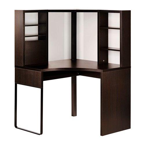 IKEA esquina estación de trabajo, marrón 22210.141423.104 ...