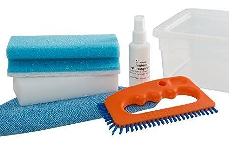 Fuginator fugenial set pulizia uso universale spazzola per fughe