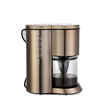 LNDDP Máquina café Americano, cafetera Goteo, cafetera hogar ...