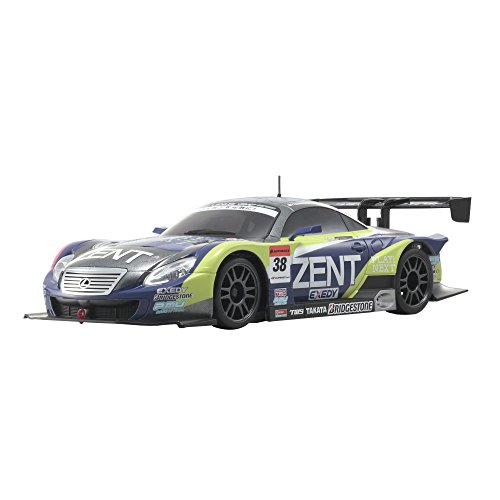 Kyosho Auto Scale Zent Cerumo Lexus SC 430 Super GT Car Accessory Fits Mini-Z Vehicle