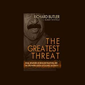 The Greatest Threat Audiobook