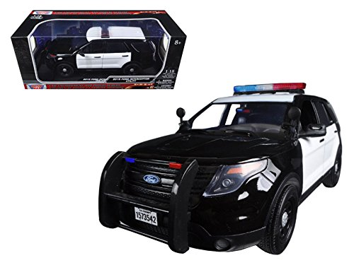 1 18 police car - 8