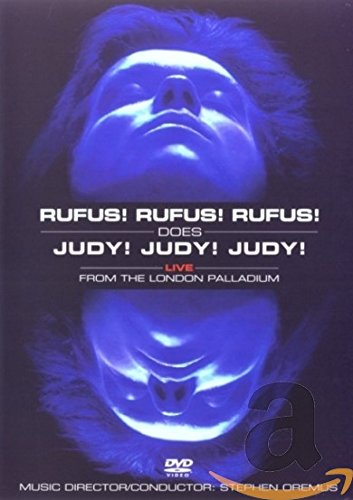 (Rufus Wainwright: Rufus! Rufus! Rufus! Does Judy! Judy! Judy! Live at the London Palladium)