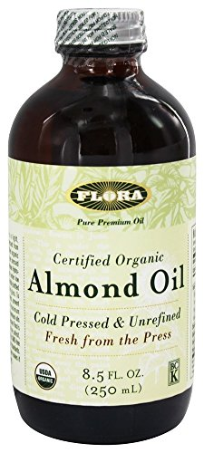 Almond Oil certified organic 8.5 oz by Flora (Image #2)