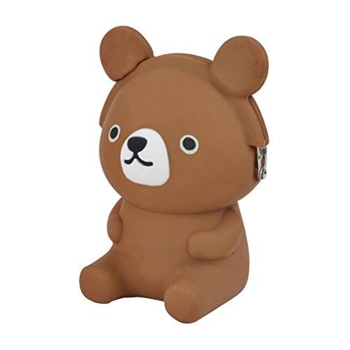 3D Pochi Friends Bear (Brown) by P+G Design