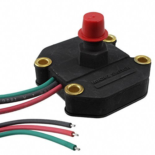 HIGH PRESSURE MICRO SWITCH by Honeywell