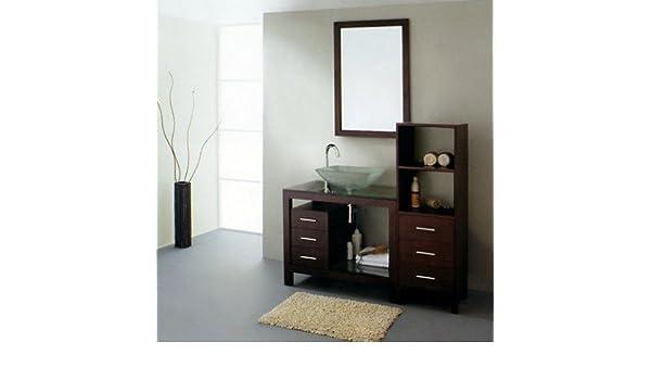 Seabrook Modern Bathroom Vanity Set 33