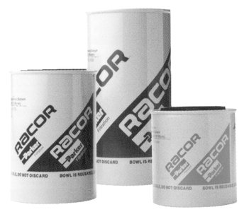Racor Division R15T FILTER CARTRIDGE, 10 MICRON DIESEL SPIN-ON SERIES REPLACEMENT ELEMENT