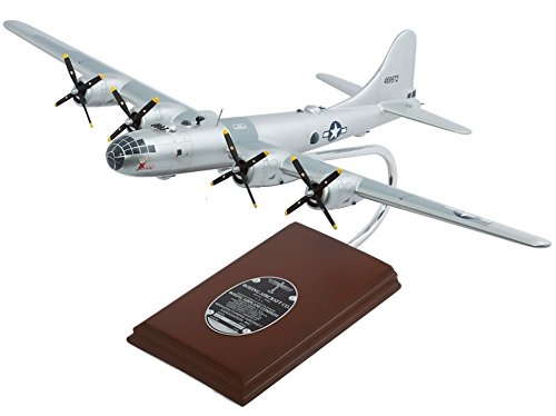 """Mastercraft Collection Boeing B-29 Superfortress """"Doc"""" Model Scale:1/72 from Mastercraft Collection, LLC"""