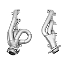 Gibson GP316S Stainless Steel Performance Header by Gibson Performance Exhaust