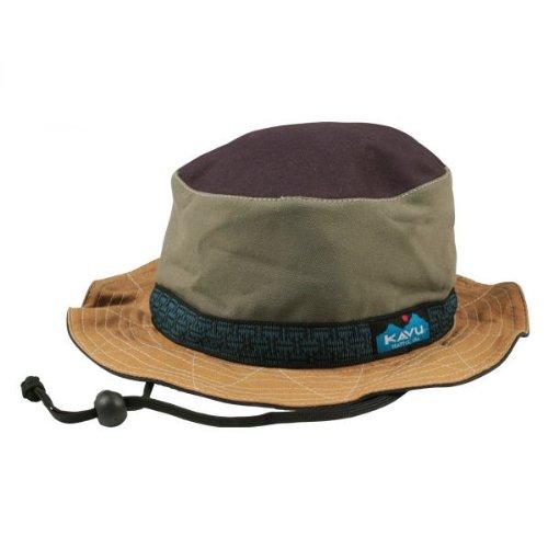エンジニア電気の宴会KAVU(カブー) ストラップバケットハット Strap Bucket Hat