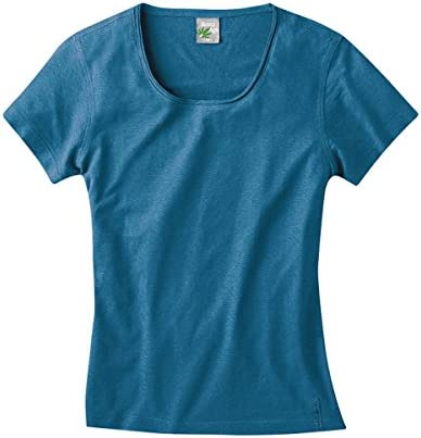 HempAge damska koszulka z konopi: Odzież