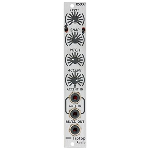 Tiptop Audio RS808 TR808 Rims/Clavs Gen by Tiptop Audio