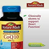 Nature Made Maximum Strength Coq10 400 Mg 60 Liquid Softgels Discount