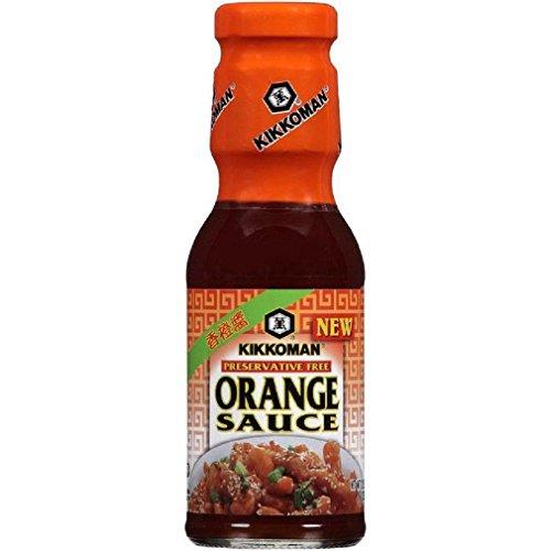 (Kikkoman Sauce Orange   Preservative Free   Pack of 2)