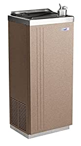 Oasis P8FA Free-Standing or Against-A-Wall Cool Water Drinking Fountain, 8 GPH, Sandstone