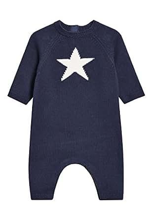 next Bebé-Niños Pelele De Estrellas (0 Meses - 2 Años) Azul Marino 1.5-2 Años: Amazon.es: Ropa y accesorios