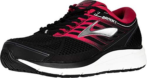 Brooks Addiction 13 Black/Pink/Grey 8.5