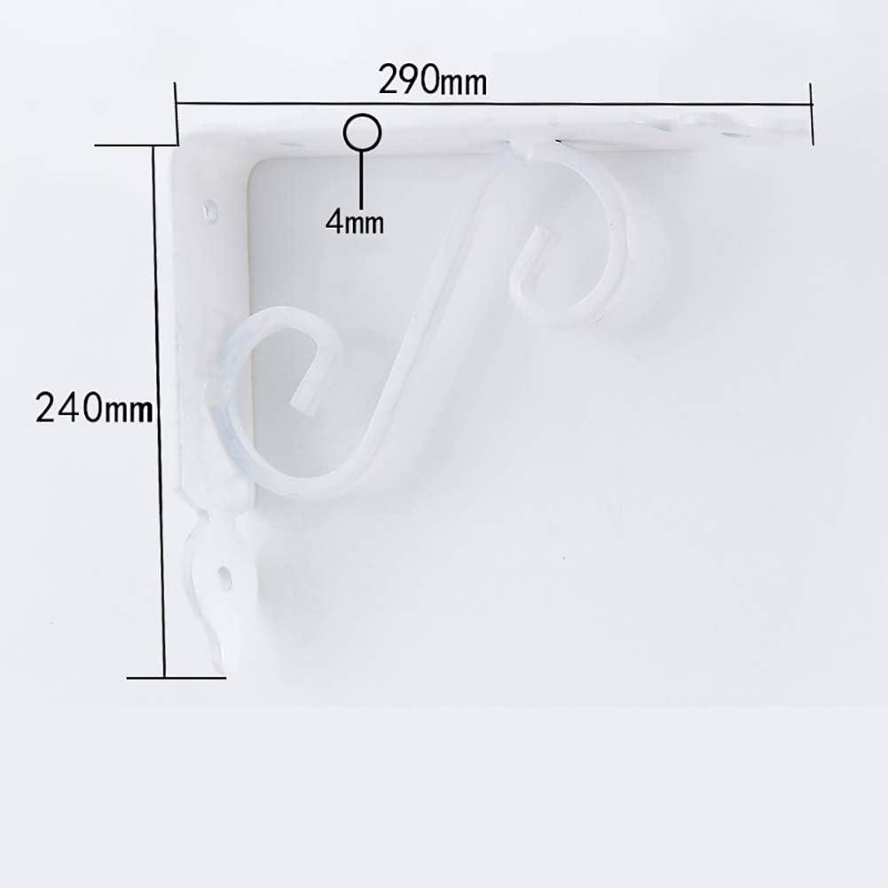 /ángulo de Soporte del Soporte L Soporte de la Junta de Metal s/ólido Soporte de suspensi/ón de Varios tama/ños. Soporte de /ángulo de 90 Grados montado en la Pared ZZZGY Soporte para tr/ípode